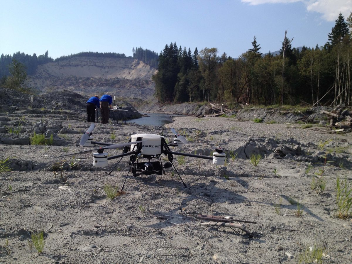 Flying Small UAS for Fooding in Rural and Mountainous Areas